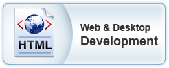 web & desktop development
